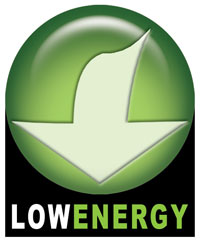 Low energy logo